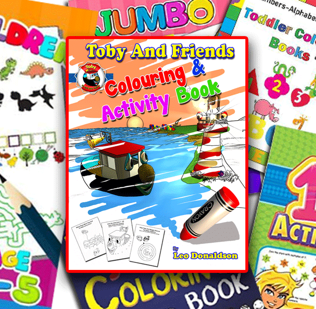 Activity-books-feature-image for Children's Activity Books article